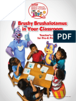 Oral Health Education Program Teachers Guide for Pre K