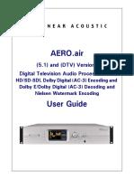 AERO user guide