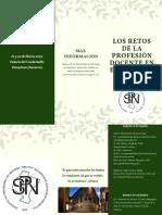 XXXIII ANIVERSARIO SPN LOS RETOS DE LA PROFESIÓN DOCENTE definitivo homolog.pdf