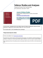 Microsoft Word - Journal of Defence Studies