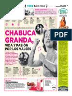 Chabuca Granda, Vida y Pasión Por Los Valses