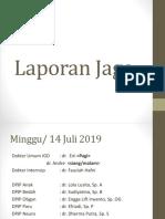 Laporan Jaga 3 ( KASUS 5 TETANUS ).pptx