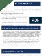 Un Siglo en La Vida Económica Del Perú