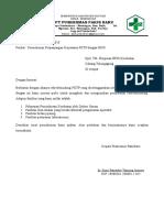 Surat Permohonan Perpanjangan Kerjasama Dgn BPJS