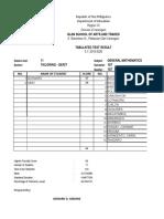 Pl - 1st Qrtr Gen Math 19-20