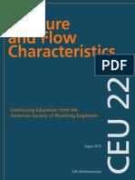 Presure and Flow Characteristics