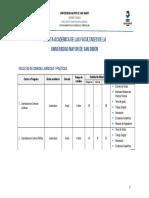 Oferta Académica - Umss 2017