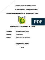 Compuertas Planas y Semicirculares