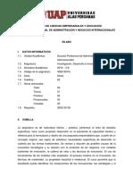 006 Investigacion, Desarrollo e Innovacion