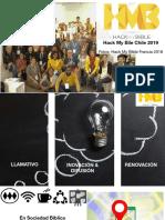 Presentación HackMyBible Chile 2019