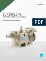 SuperFlo vs Variable Speed Pump Brochure SP