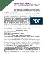 Marianela Resumen