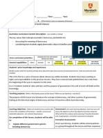 lesson plan template assignement 2