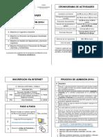 Proceso de Admisión Maestría 2019-I (1)