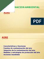 Contaminacion - Aire