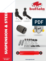 BUFFALO CATALOG Suspension&Steering