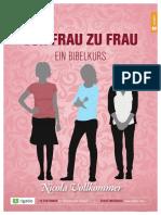 Ein Bibelkurs - Von Frau zu Frau