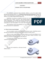 SolidWorks Course Material for HRD
