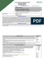 Planeación Ciencias II Fisica Primer Trimestre E. Castillo