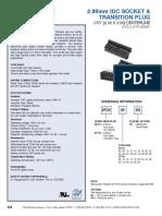 2FCS 50 SG Conector Flat