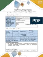 Guía de Actividades y Rúbrica de Evaluación - Reflexión Inicial - Identificar Entornos, Contenidos y Actividades a Desarrollar (1)