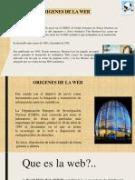 oRIGENES  DE WEB.pptx