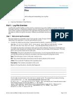 3.2.1.4 Lab - Locating Log Files