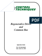 Regenerative Drives