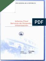 Informe Final Nº28.2009, Centro Larga Estadia