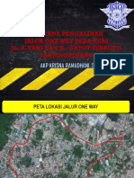 RENCANA JALUR ONE WAY DISEPUTARAN JL. A. YANI DAN JL. GATOT SUBROTO.pdf