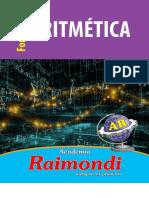 FORMULARIO ARITMETICA