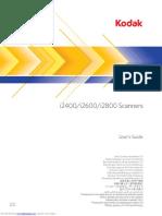 i2400/i2600/i288 Scanners