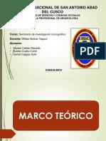 Marco Teorico Del Analisis Iconografico