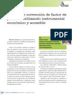 Ac8 Sartori Correccion Factor de Potencia