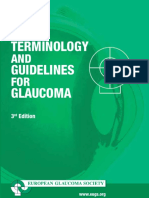 Terminology and Guidelines for Glaucoma, 3rd Edition