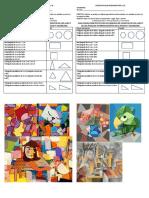 Geometria Plana Figuras Con Regla y Transportador