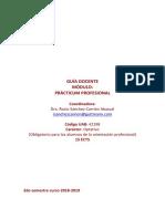M04 GD18 Pràctiques Professional Cast