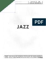 Jazz Ejercicios