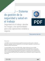 Tuv Sud ISO 45001