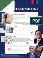 (Chem 192) History of Nanotechnology