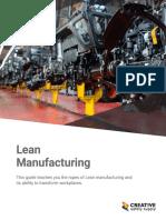 Guide Lean Manufacturing