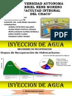 INYECCION DE AGUA ( RECUPERACION SECUNDARIA).pptx