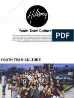 Youth Team Culture