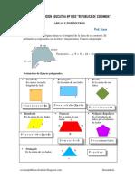 Teoria y Problemas de Areas y Perimetros P2 Ccesa007