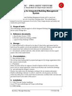 Methodology for IBMS20131220