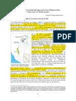 Conflicto Por La Gestion Del Agua Entre Ica y Huancavelica La Apuesta Por Un Dialogo Genuino