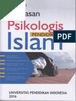 Landasan psikologi pendidikan agama islam