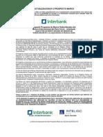 INTERBANK 2BS3 Actualizacion Nro 2 PM