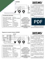 Diagramas de Conexion Cam4000 (1)