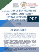 Taller Padres Fundación Propsico TDAH